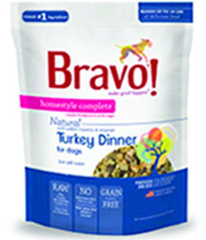 bravo! freeze dried raw dog food