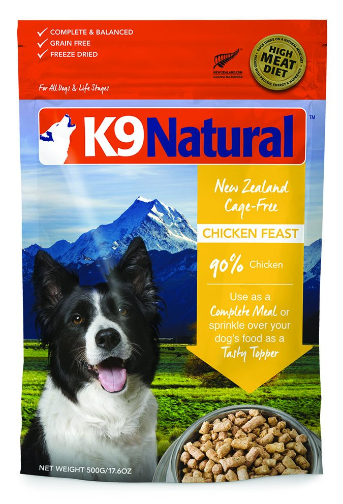 The Best Freeze-Dried Raw Dog Foods of 2018 - Whole Dog Journal