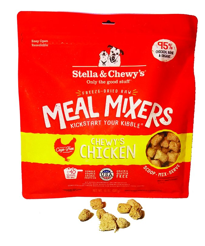 Stella & Chewy's Meal Mixers