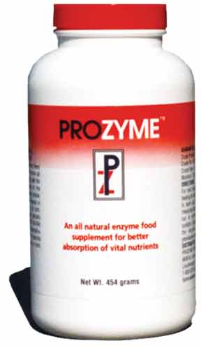 ProZyme Enzyme Nutritional Supplements