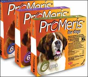 ProMeris - Flea and Tick Medication