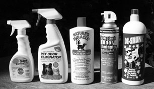 Skunk Odor Removal Products - Whole Dog Journal