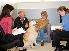 animal behaviorists at University of California