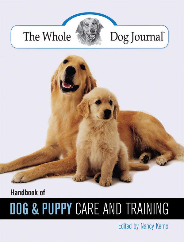Dog Care and Training Cover