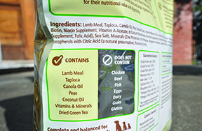 Dog Food Guaranteed Analysis: Truth on the Label