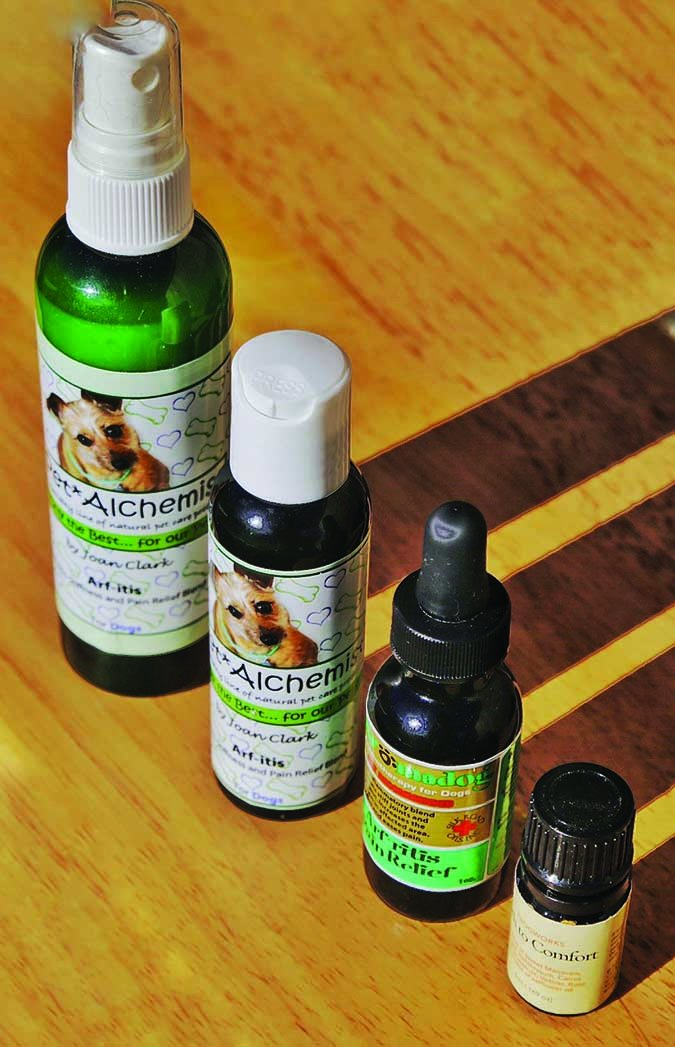 essential oil products for pets