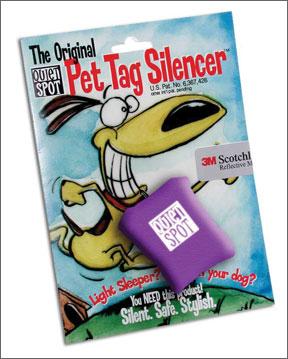 Pet Tag Silencer
