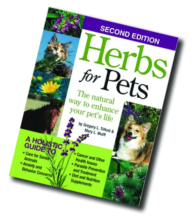 Greg Tilford's Herbs for Pets