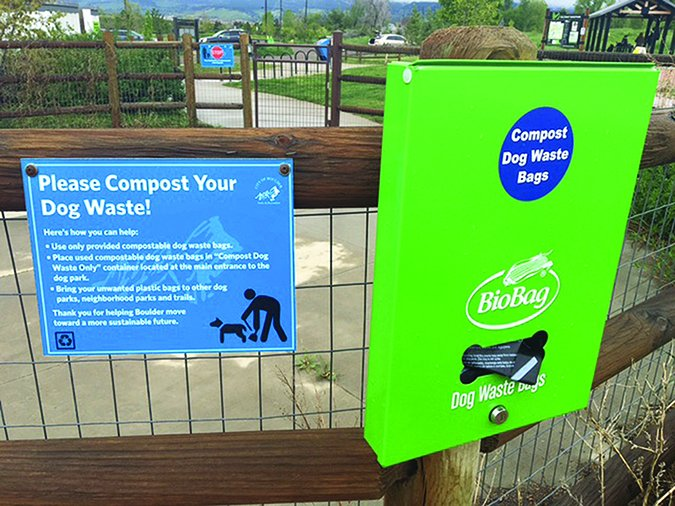 biobag dog waste disposal