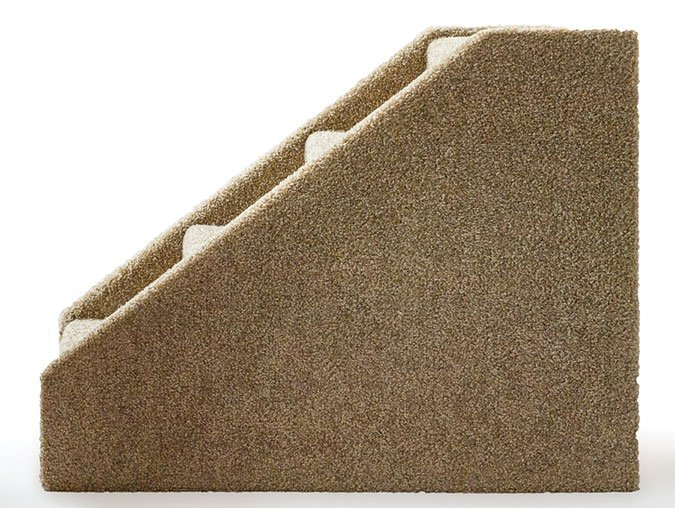 Solid Side Pet Steps for Large Dogs